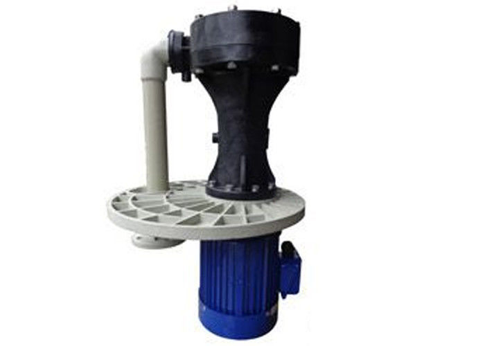 Chemical FiltrationVertical Anticorrosion Pump For  Activated Carbon Solution Filter 2.25kw