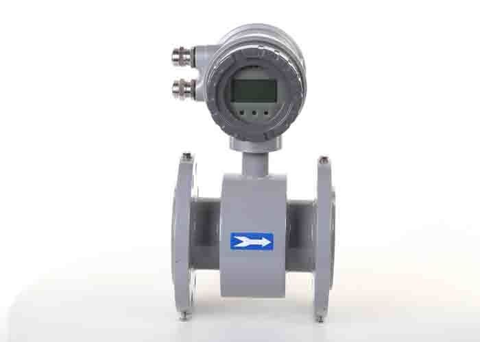 Industrial Building Magnetic Flow Meter IP68 For Energy Consumption Calculator